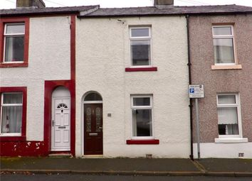 Thumbnail 2 bed terraced house for sale in Lamport Street, Workington, Cumbria