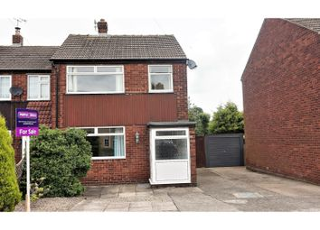 Thumbnail 3 bed end terrace house for sale in Park Road, Boston Spa