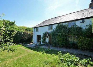 Thumbnail 3 bed terraced house to rent in Lynstone Road, Bude, Cornwall