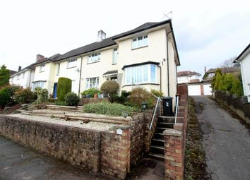 Thumbnail 4 bed semi-detached house for sale in Enville Road, Newport