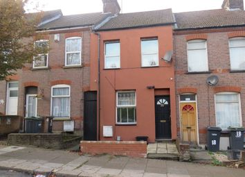 Thumbnail 2 bed terraced house for sale in Ferndale Road, Luton