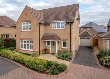 Thumbnail 4 bed detached house for sale in Rossiter Close, Bathpool, Taunton