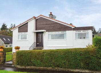 Thumbnail 3 bed detached bungalow for sale in Dixon Road, Helensburgh, Argyll & Bute