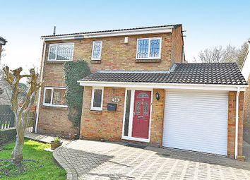 Thumbnail 4 bed detached house for sale in Gault Close, Bearsted, Maidstone