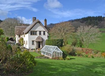 Thumbnail 4 bed detached house for sale in Muttersmoor Road, Sidmouth