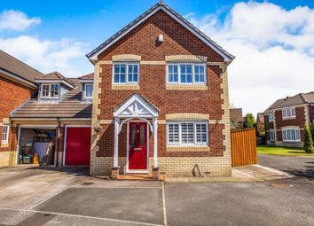 Thumbnail 4 bedroom detached house for sale in The Chase, Cottam, Preston, Lancashire