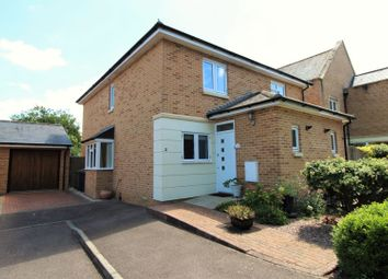 Thumbnail 2 bed semi-detached house for sale in Eccles Close, Sawston, Cambridge