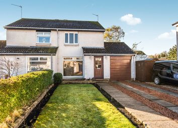 Thumbnail 2 bed semi-detached house for sale in Archers Avenue, Stirling