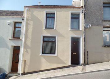Thumbnail 3 bedroom terraced house for sale in Regent Street, Dowlais, Merthyr Tydfil