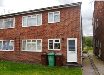 Thumbnail 2 bed maisonette to rent in Loscoe Gardens, Carrington, Nottingham