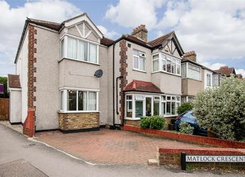 Thumbnail 2 bed end terrace house for sale in Matlock Crescent, Cheam, Surrey