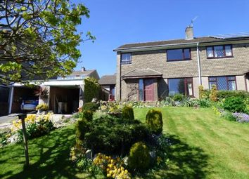 Thumbnail 4 bedroom semi-detached house for sale in Alsfeld Way, New Mills, High Peak