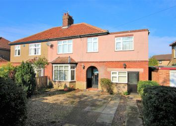 Thumbnail 4 bedroom semi-detached house for sale in Elm Grove Lane, Norwich