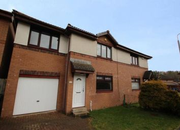 Thumbnail 3 bed semi-detached house for sale in Ben Garrisdale Place, Glasgow, Lanarkshire
