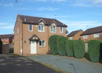 Thumbnail 2 bed semi-detached house to rent in Buttington, Abbeymead, Gloucester