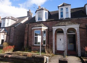 Thumbnail 3 bedroom semi-detached house for sale in Victoria Street, Alloa