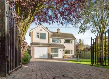 Thumbnail 4 bed detached house for sale in Bradfield, Manningtree, Essex