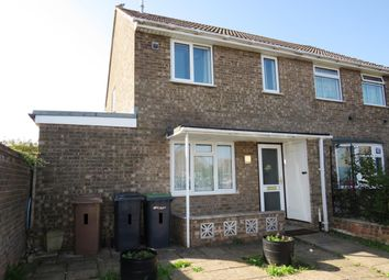 Thumbnail 3 bed terraced house to rent in De Gravel Drive, Cranwell Village, Sleaford