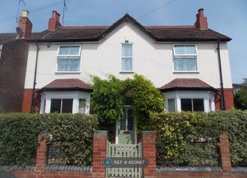 Thumbnail 3 bed detached house to rent in Vicar Street, Worcester