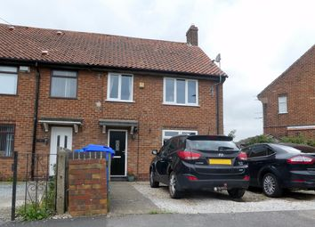 Thumbnail 3 bed end terrace house for sale in Westlands Close, Hedon, Hull