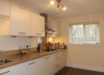 Thumbnail 2 bed flat to rent in Allan Walk, Bridge Of Allan, Stirling