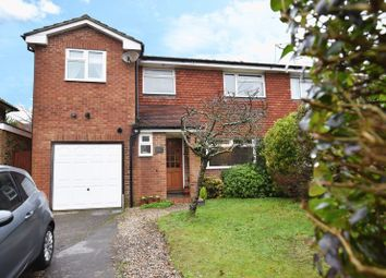 Thumbnail 4 bed semi-detached house for sale in New Road, Ridgewood, Uckfield