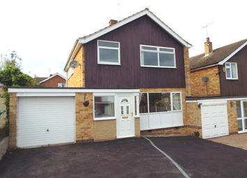 Thumbnail 3 bed detached house for sale in Hawkhurst Drive, Wollaton, Nottingham, Nottinghamshire