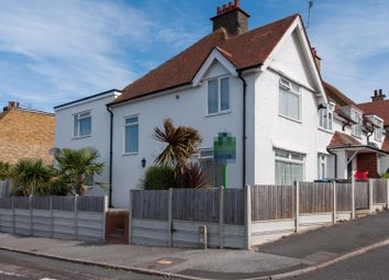 Thumbnail 3 bed end terrace house for sale in Laleham Road, Margate