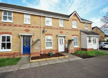 Thumbnail 2 bed terraced house for sale in Derwent Road, Highwoods, Colchester, Essex