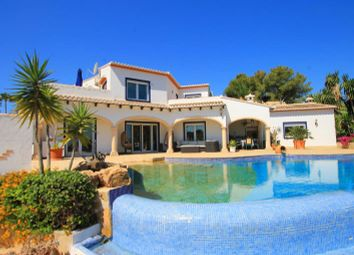 Thumbnail 4 bed villa for sale in Adsubia, Jávea, Alicante, Valencia, Spain
