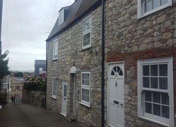 Thumbnail 2 bed terraced house for sale in Love Lane, Weymouth