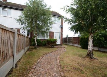 Thumbnail 3 bed end terrace house for sale in Corringham, Stanford-Le-Hope, Essex