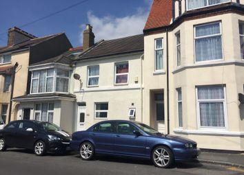 Thumbnail 4 bed terraced house for sale in Harvey Street, Folkestone