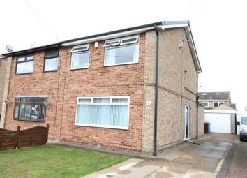 Thumbnail 3 bed semi-detached house for sale in Paxdale, Hull