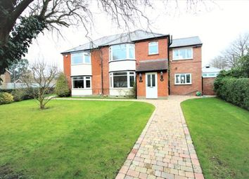 Thumbnail 5 bed detached house to rent in Cotton End Road, Wilstead
