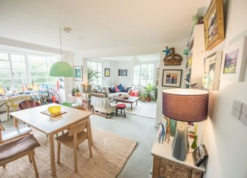 Thumbnail 3 bed flat for sale in Furze Hill, Hove