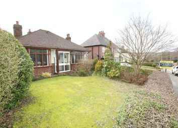 Thumbnail 2 bed detached bungalow for sale in Woodhouse Lane, Biddulph, Stoke-On-Trent