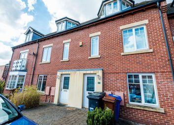 Thumbnail 4 bedroom town house to rent in Wyllie Mews, Burton-On-Trent