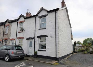 Thumbnail 2 bed end terrace house for sale in Lloyds Terrace, Machynlleth, Powys