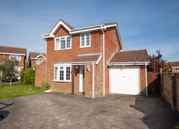 Thumbnail 3 bed detached house for sale in Chatsworth Avenue, Telscombe Cliffs, Peacehaven