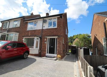 Thumbnail 3 bed semi-detached house for sale in Sandringham Road, Cheadle