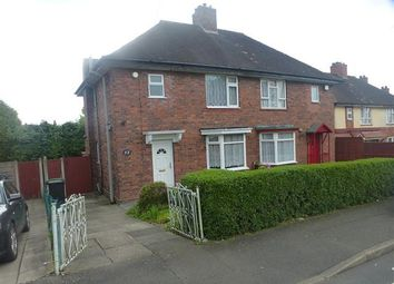 Thumbnail 3 bedroom semi-detached house to rent in Holly Road, Dudley