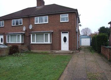 Thumbnail 3 bed property to rent in Dereham Road, New Costessey, Norwich