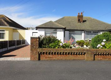 Thumbnail 2 bed semi-detached bungalow for sale in Shaftesbury Avenue, Thornton-Cleveleys