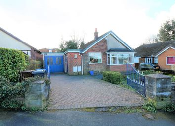Thumbnail 2 bed detached bungalow for sale in Uplands Croft, Werrington, Stoke-On-Trent