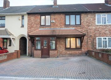 Thumbnail 3 bed terraced house for sale in Utting Avenue, Liverpool