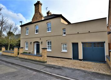 Thumbnail 3 bed detached house for sale in Princes Road, Stamford