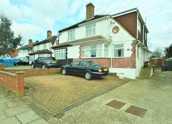 Thumbnail 4 bed semi-detached house for sale in Mount Grove, Edgware HA8, Middlesex