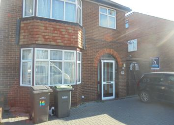 Thumbnail 3 bed semi-detached house to rent in Granby Road, Luton