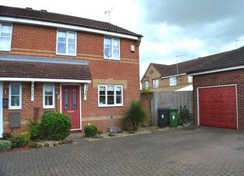Thumbnail 3 bed semi-detached house for sale in Winston Churchill Drive, King's Lynn